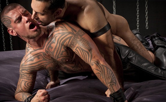 two-muscle-gay-dudes-in-a-domination-scene