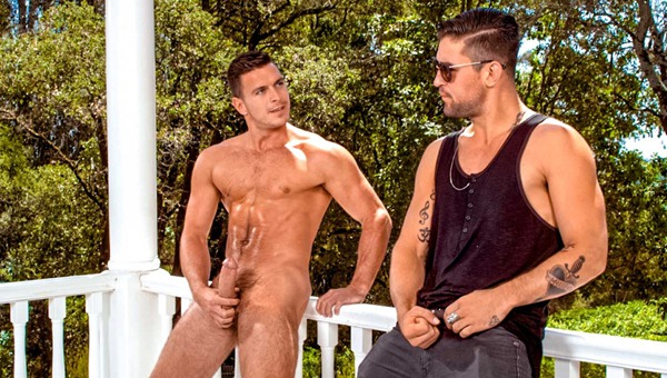 paddy obrian solo at raging stallion