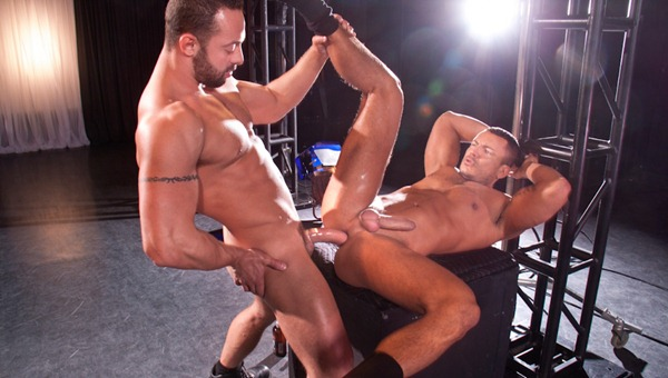 super sexy guys go down on each other asses